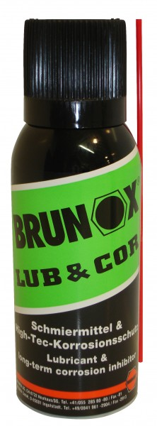 BRUNOX Lub & Cor Spray 100ml